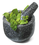 Mortar and Pestle Model