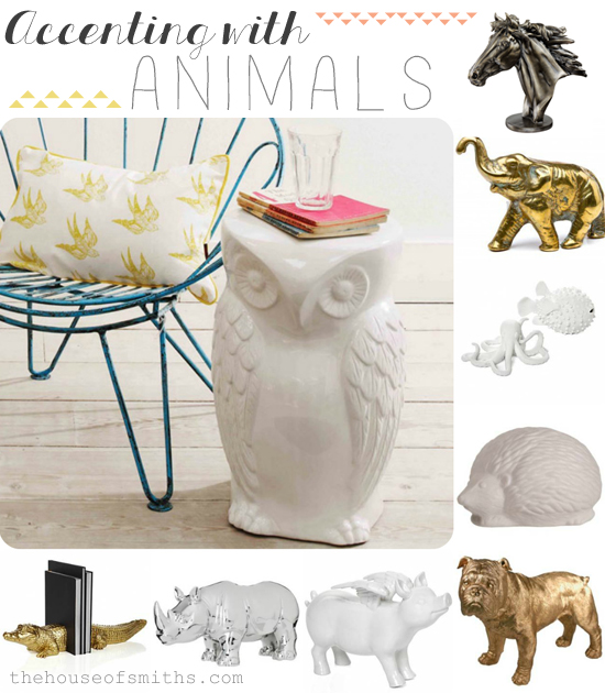 2013 Home Decor Trends decorating-with-animals