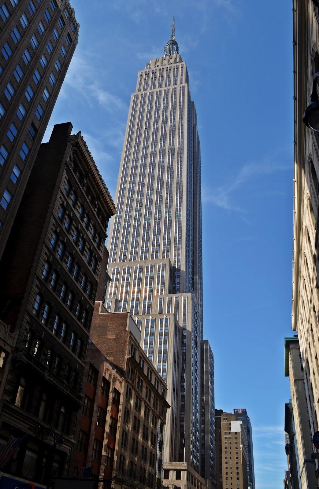 weltb hne abenteuer new york part 2 empire state building. Black Bedroom Furniture Sets. Home Design Ideas