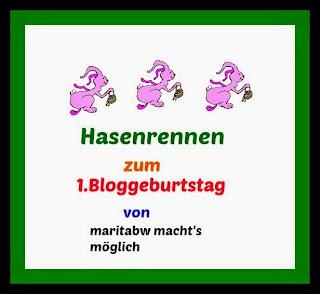 Maritas Blogger Geburtsatg