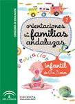 Orientaciones a las familias andaluzas. Infantil de 0 a 3 años.
