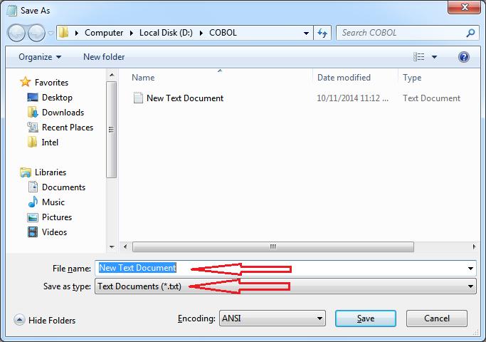 Cobol%2B1 - Cara Menjalankan Cobol Compiler