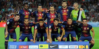 Barcelona, el mejor campeón de invierno de la Historia