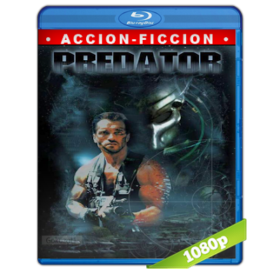 Depredador (1987) BRRip Full 1080p Audio Trial Latino-Castellano-Ingles 5.1