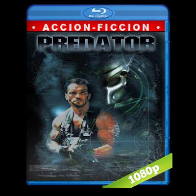 Depredador (1987) BRRip Full 1080p Audio Trial Latino-Castellano-Ingles 5.1