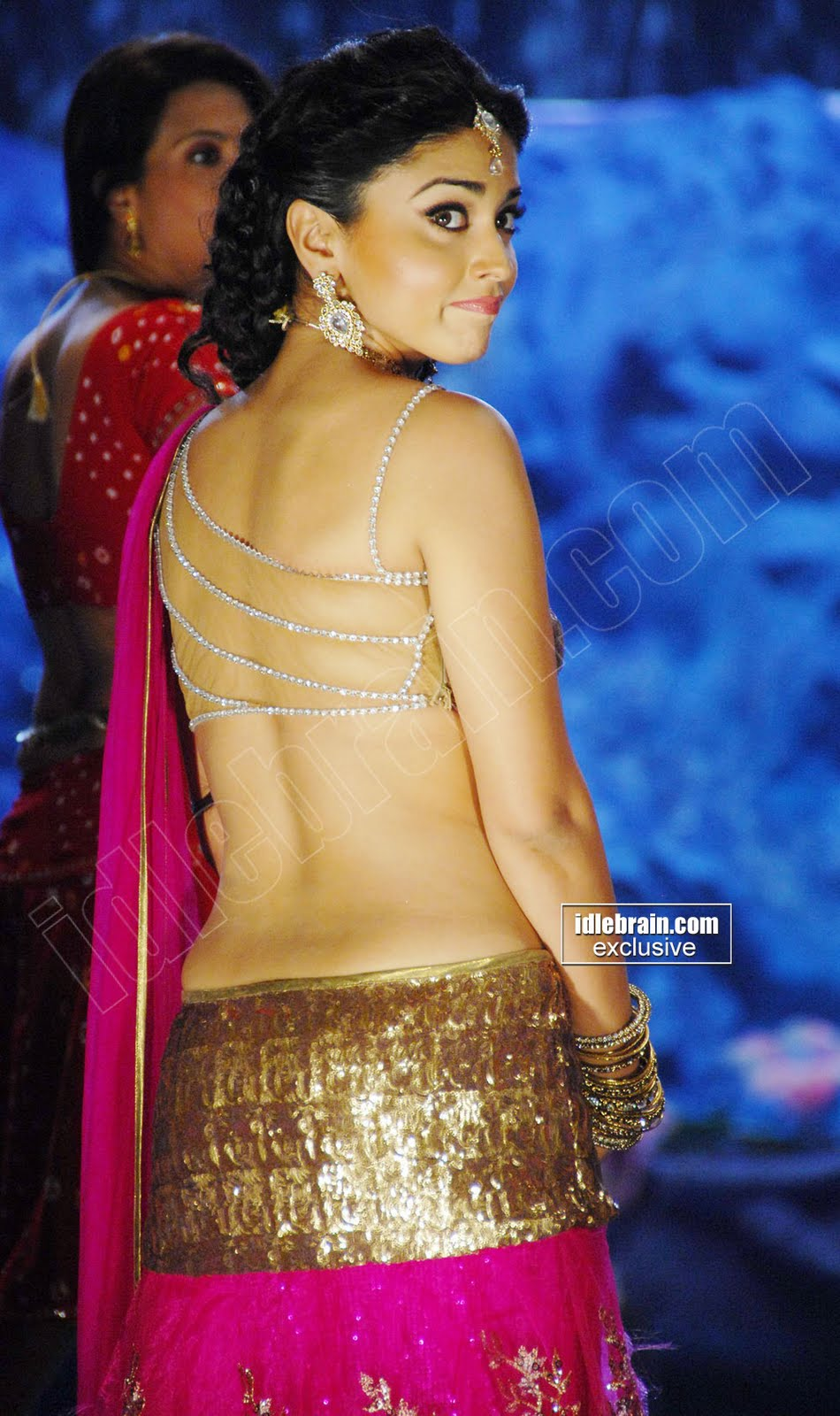 Confirm. And Shriya saran hot