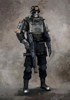 wolfenstein the new order artwork 1 Wolfenstein: The New Order (Multi Platform)   Artwork