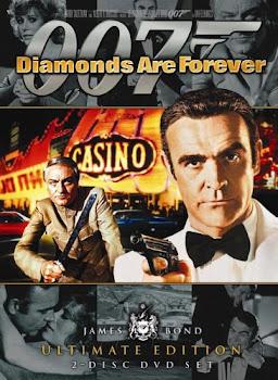 Ver Película 007: Los diamantes son eternos Online Gratis (1971)