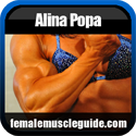 Alina Popa Female Bodybuilder Thumbnail Image 1