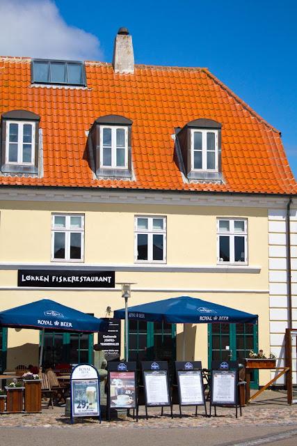 Amalie loves Denmark Løkken Jammerbucht Dänemark