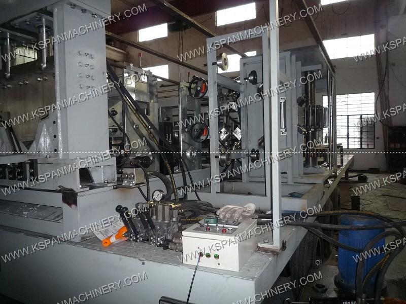 K Span Machine American K Span Roll Forming Machine