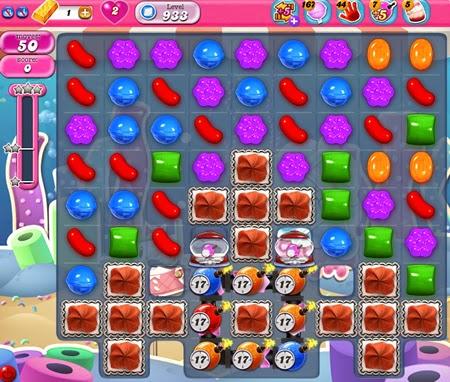 Candy Crush Saga 933