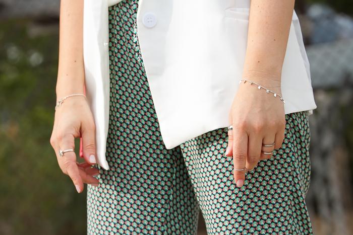 Joyas minimalistas delicadas finas de plata de Chavin Jewelry