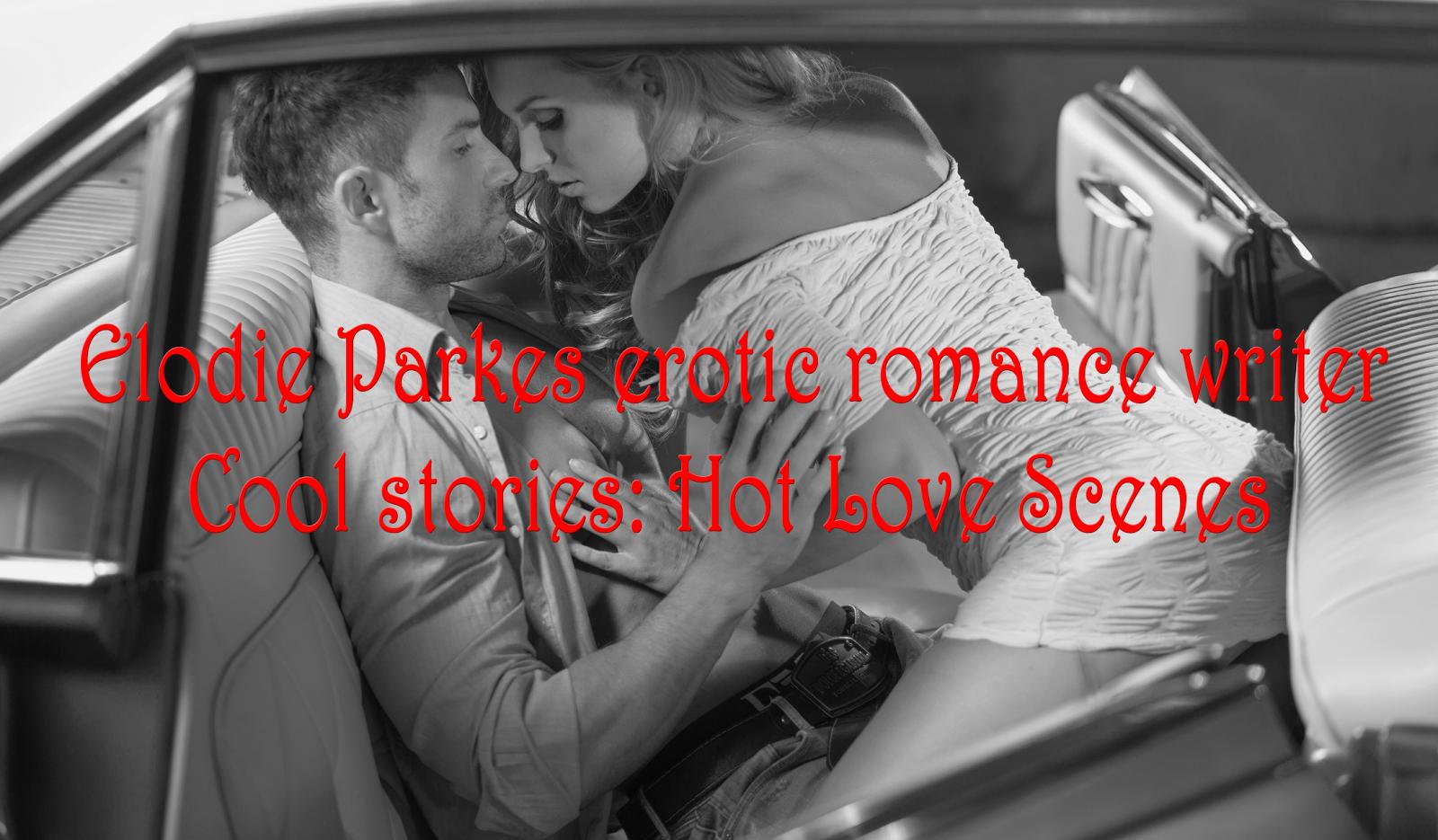 Drop by my erotic romance blog