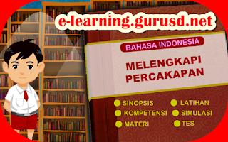 Melengkapi Percakapan Dalam Bahasa Indonesia