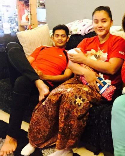 Fizz Fairuz Bimbang Anak Belum Sembuh Demam Kuning