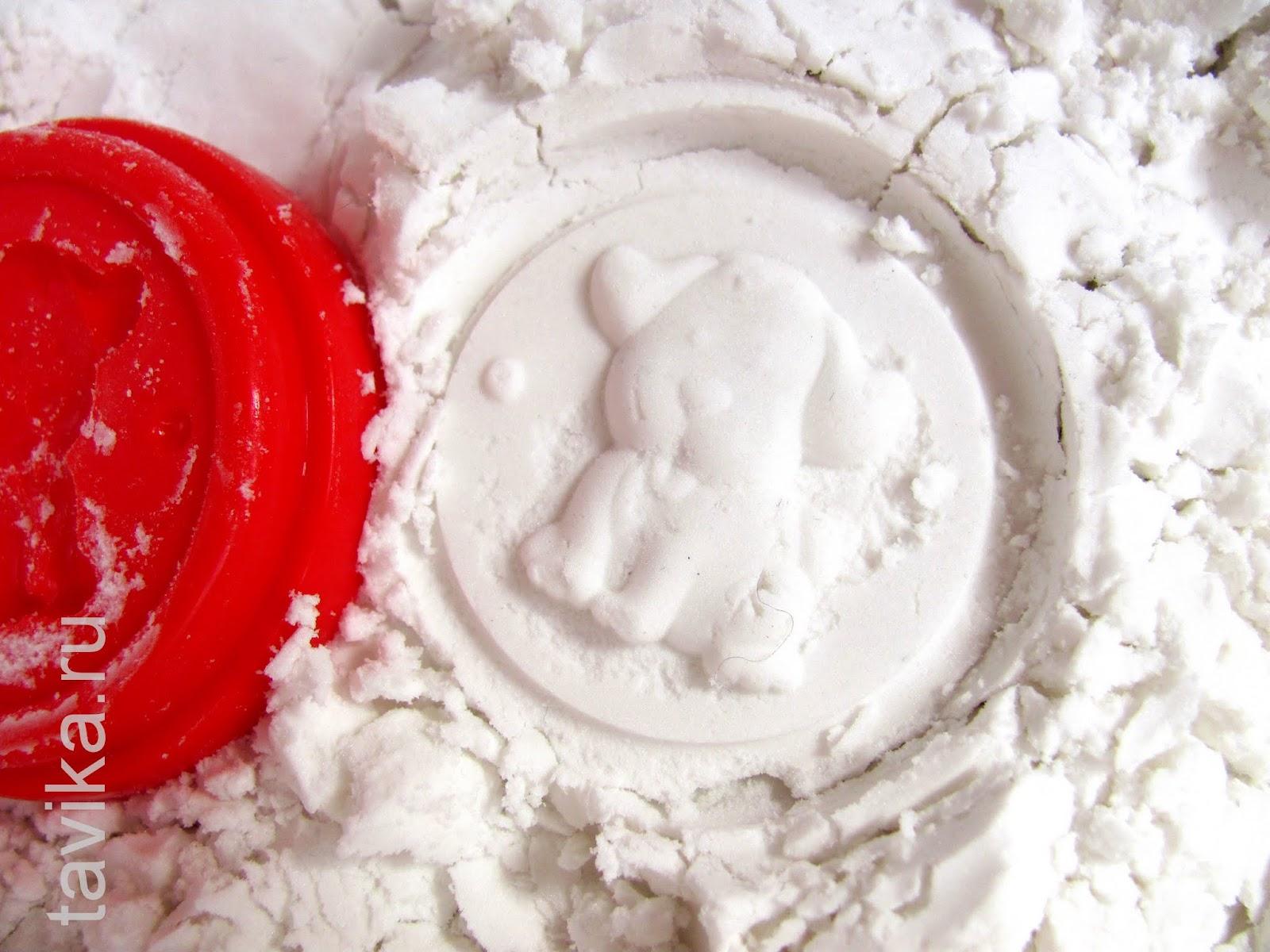 Рецепт искусственного снега