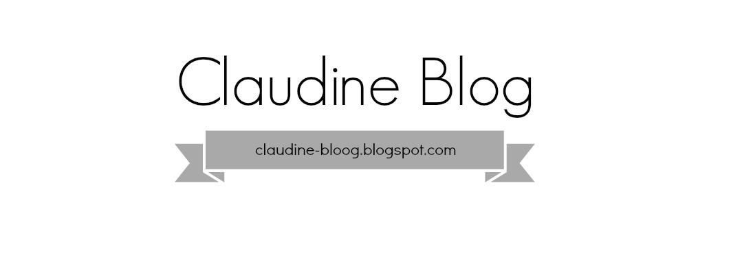 Claudine Blog