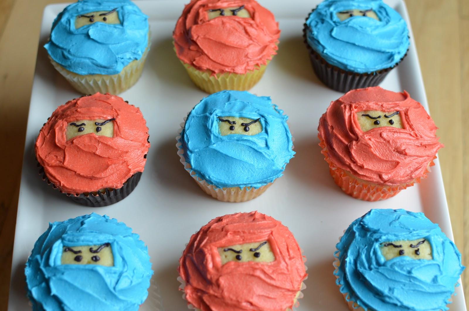 Ninjago Cake Decorating