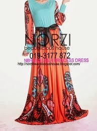 NBH0125 LAILA PRINCESS DRESS