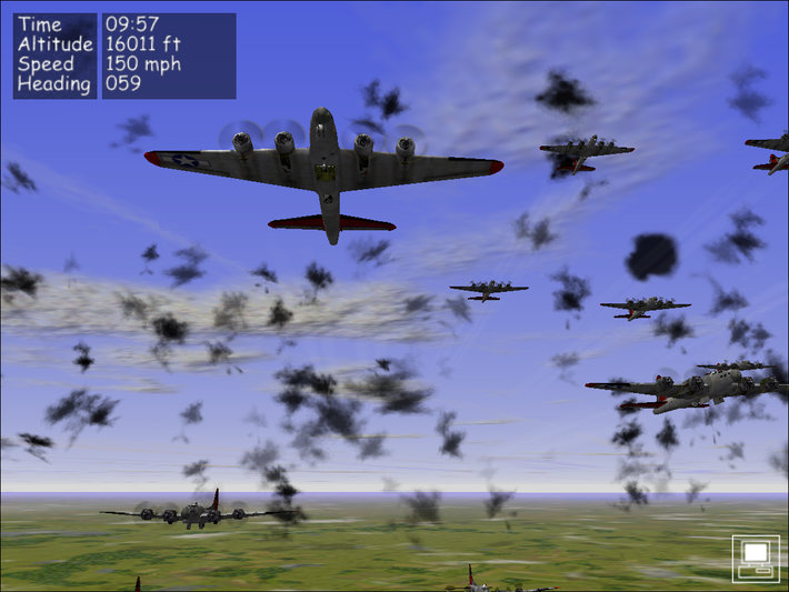 FREE DOWNLOAD GAMES: B-17 Flying Fortress: The Mighty 8th ...