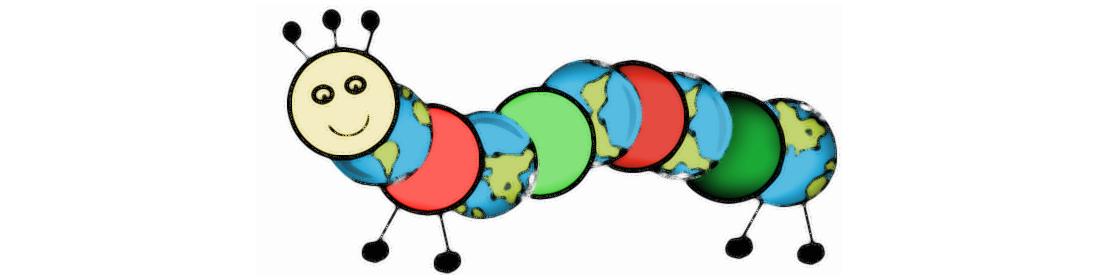 Travelling Caterpillar ( ভবঘুরে শুয়োপোকা )