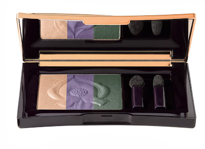 Yves Rocher collection couleur nature noel 2013 palette trio regard