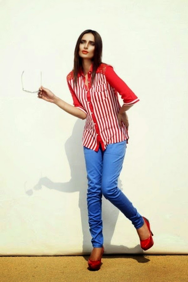 Summer Dresses 2014 | Urban Studio Spring Summer Collection 2014 for Women | News Fashion Styles