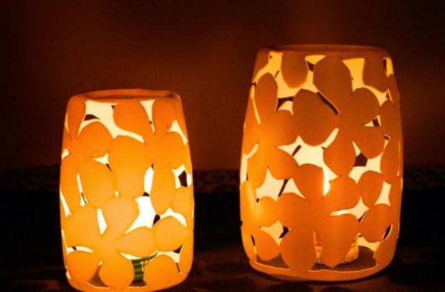 Cara Membuat Lampion dari Botol Plastik Bekas - Bikin Ide