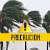 PRECAUCION | Ventoso y rachas fuertes (noche Vier 20/3 - AM Sab 21/3)