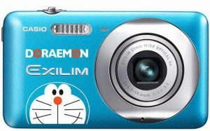 Casio  Doraemon EXILIM EX-Z800 Digital Camera