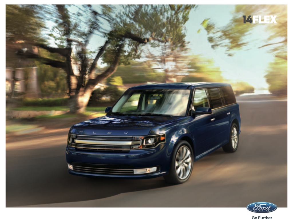 2014 Ford Flex Brochure