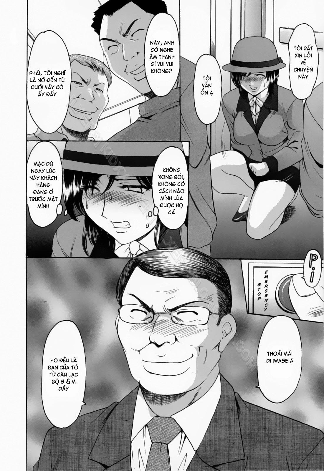 TruyenHay.Com - Ảnh 32 - Hataraku Onee-san wa Back ga Osuki Chapter 1-2