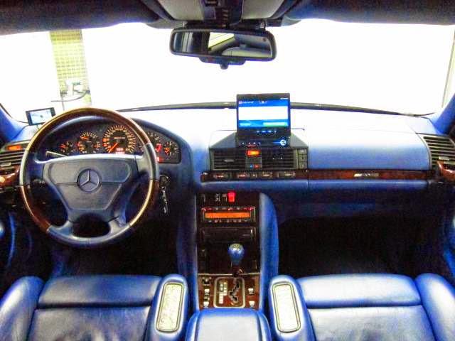 w140 interior