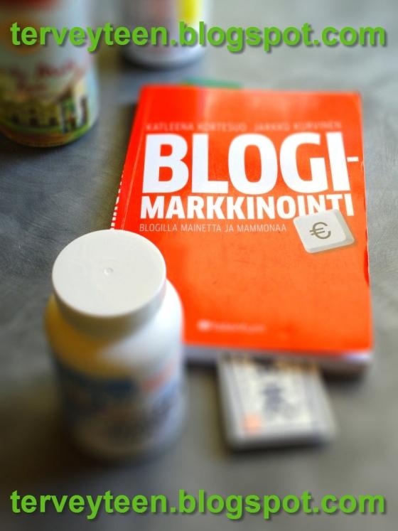 Blogimarkkinointi kirja