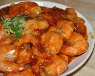 Resepi Udang Saus Padang Makanan Resipi Explorasa Forum