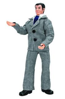 "Figures Toy Company World's Greatest Heroes 8"" Mego Style Bruce Wayne Figure"