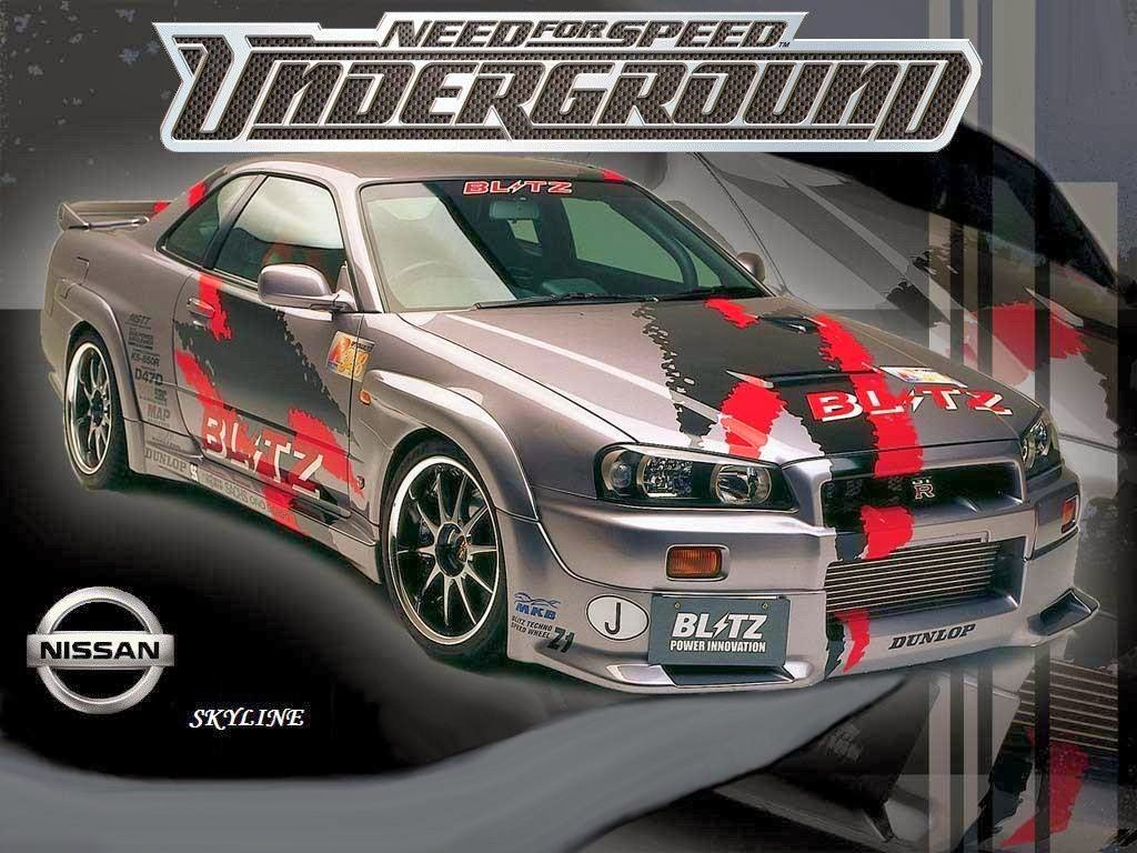 need for speed underground game