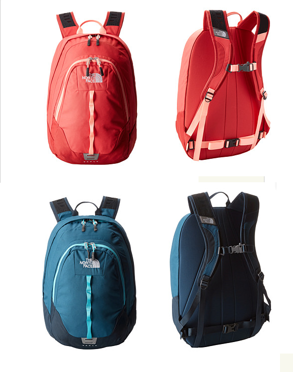The North Face Vault Backpack School campus bookbag daypack northface