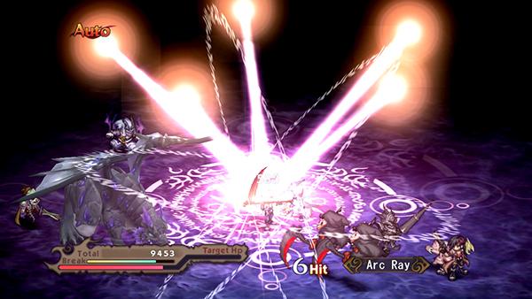 Agarest Generations of War screenshot 1