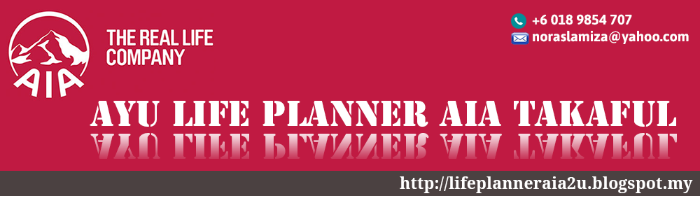 Ayu Life Planner Takaful