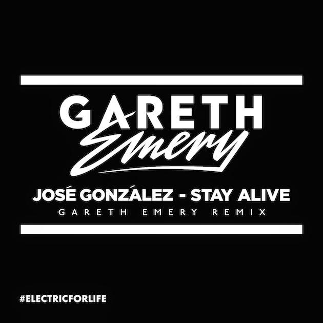 Gareth Emery Remixes José González - Stay Alive