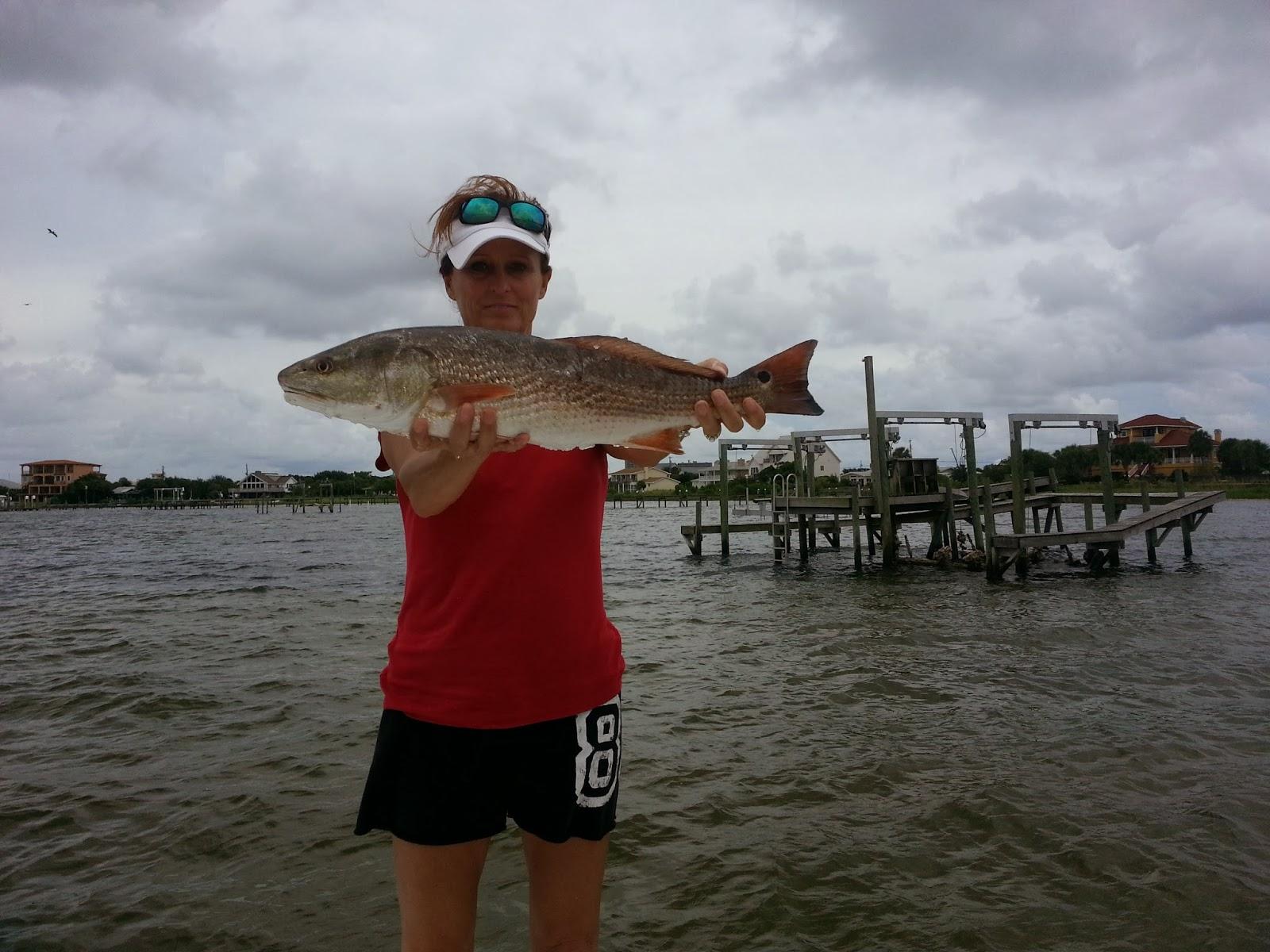 South Again Charters Pensacola Inshore Guide September 2013