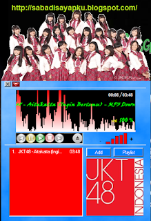 MP3 Player Versi JKT48 Full Version