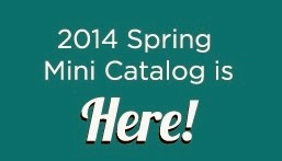 The 2014 Mini Catalog is Here!