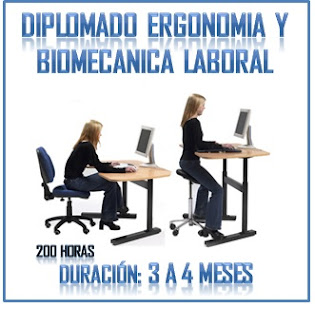 DIPLO ERGONOMIA Y BIOMECANICA LABORAL
