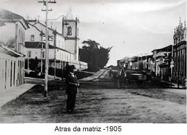 DETALHE ATRAS DA MATRIZ