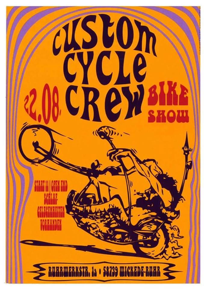 CCC Bikeshow 22.08.2015