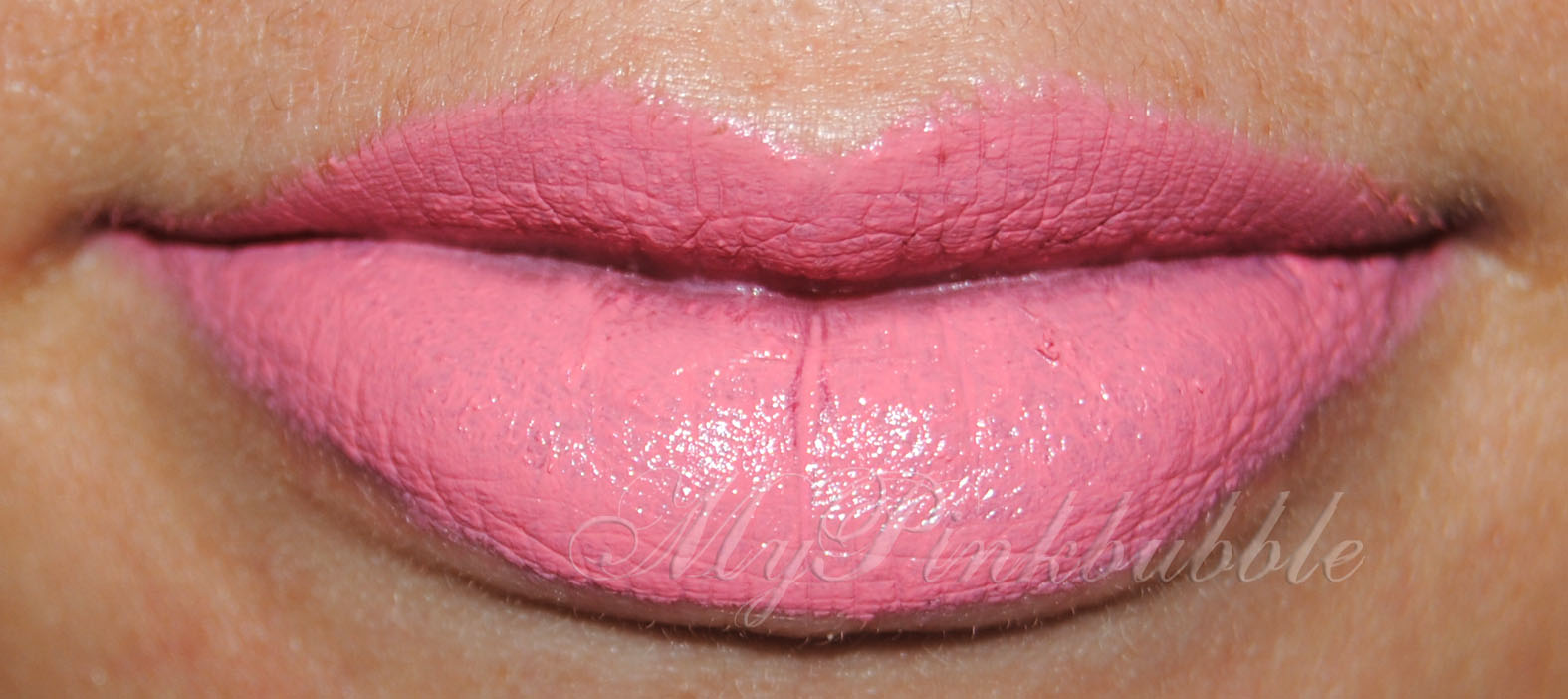 Wetnwild think pink swatch