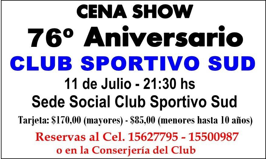 espacio club: